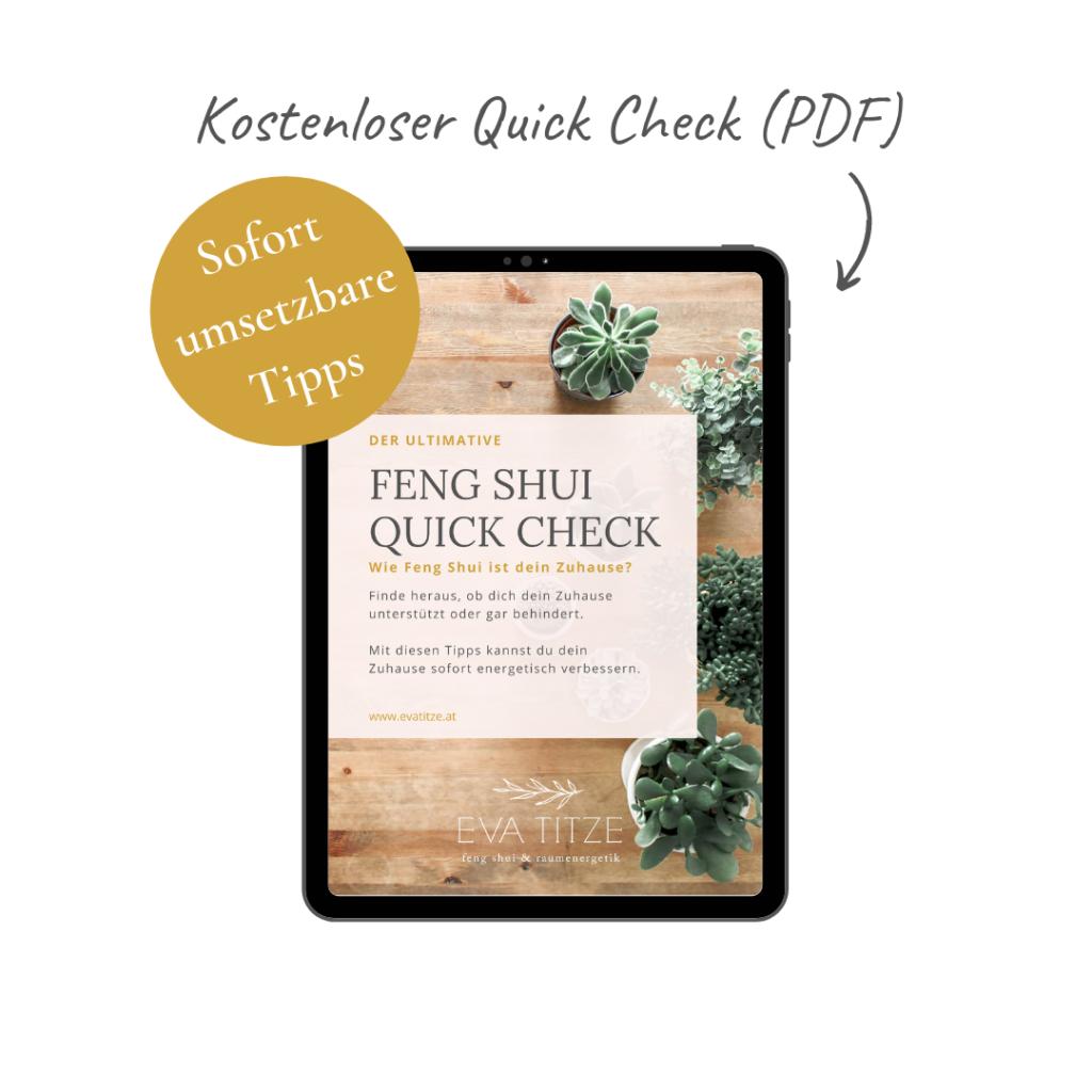 Kostenloser Quick Check (Pdf)