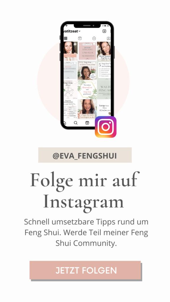 Feng Shui Instagram Eva Titze