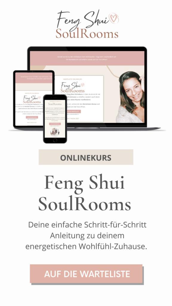 Feng Shui Onlinekurs SoulRooms
